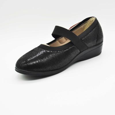 Zapato cómodo tipo francesita