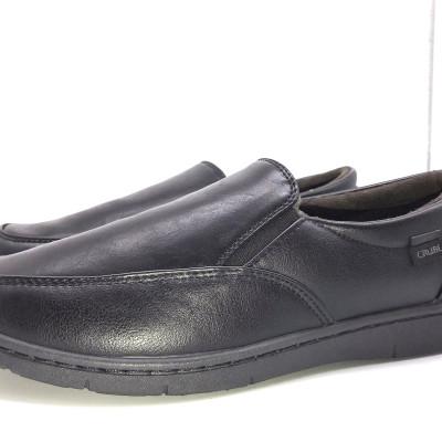 Zapato de piel - negro