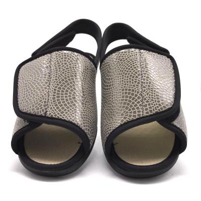 Sandalia abierta pies...