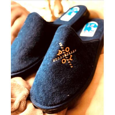 Zapatilla de casa descalza-...